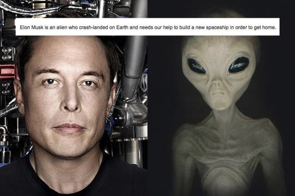Ridiculous Conspiracy Theories
