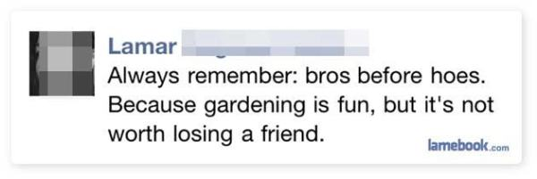 19 Funny Facebook Posts That You Shouldn't Scroll Past
