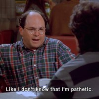 If 'Seinfeld' Were a Dramatic Drama About George Costanza