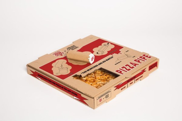 Pizza Box You Can Use To Smoke Weed