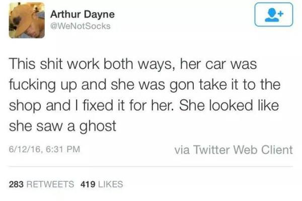 Guy Moves in With Girlfriend