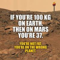 We All Are On The Wrong Planet