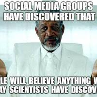 Scientists Have Just Discovered...