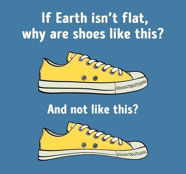 Flat Earth Or Round Earth?