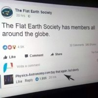 The Internet Still Trolling Flat-Earthers With 25 Funny And Serious Memes