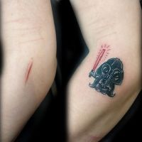 20 Incredible Tattoo Artists Cover Up Scars And Birthmarks