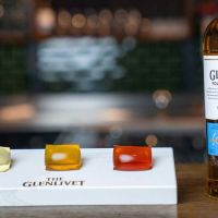 The Glenlivet Capsule Collection, Mixed Whisky Cocktails Contained in Edible Seaweed Pods