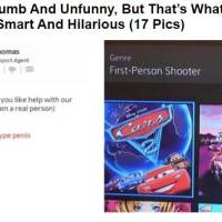 17 Examples of Dumb And Unfunny, But It's Also Smart And Funny
