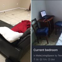 15 Pathetic Living Spaces