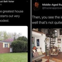 $159,000 Modest Zillow Listing Gets Weird Quickly — A Viral Twitter Sensation (31 Pics)