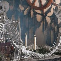 Buy This Cool 6-Foot Mermaid Skeleton For Your Halloween Decoration