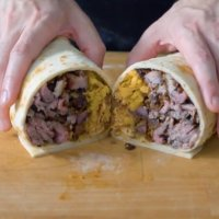How To Make The Awesome Meat Tornado Burrito From PARKS AND RECREATION