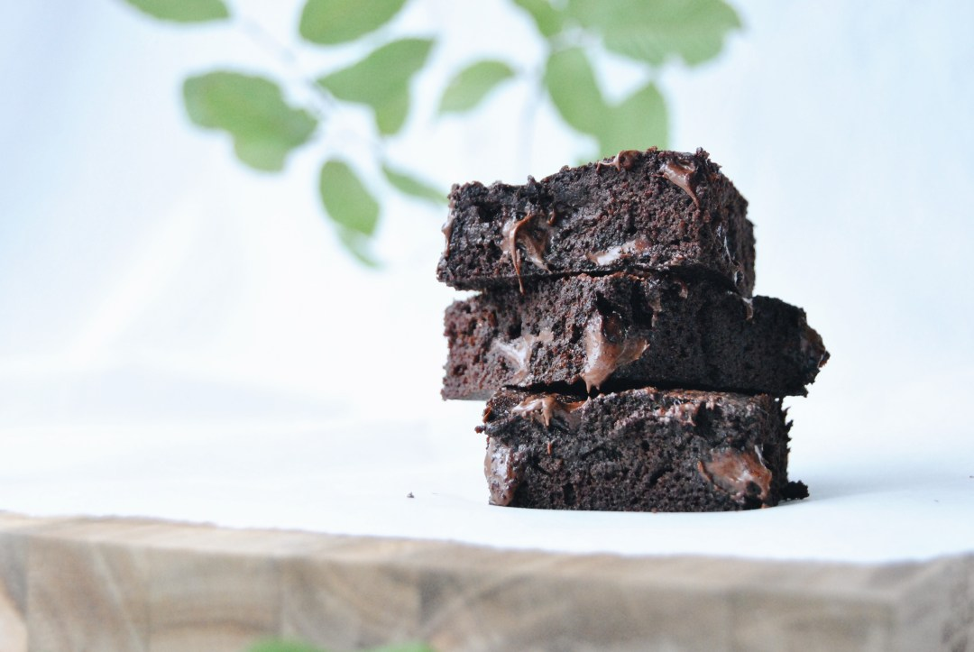 Low Carb Kokosmehlbrownies 1