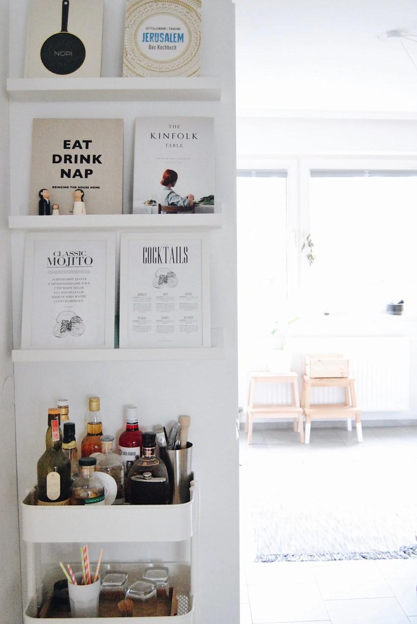 shlefie, Kitchen, scandinavian kitchen, open ktichen, offene Küche