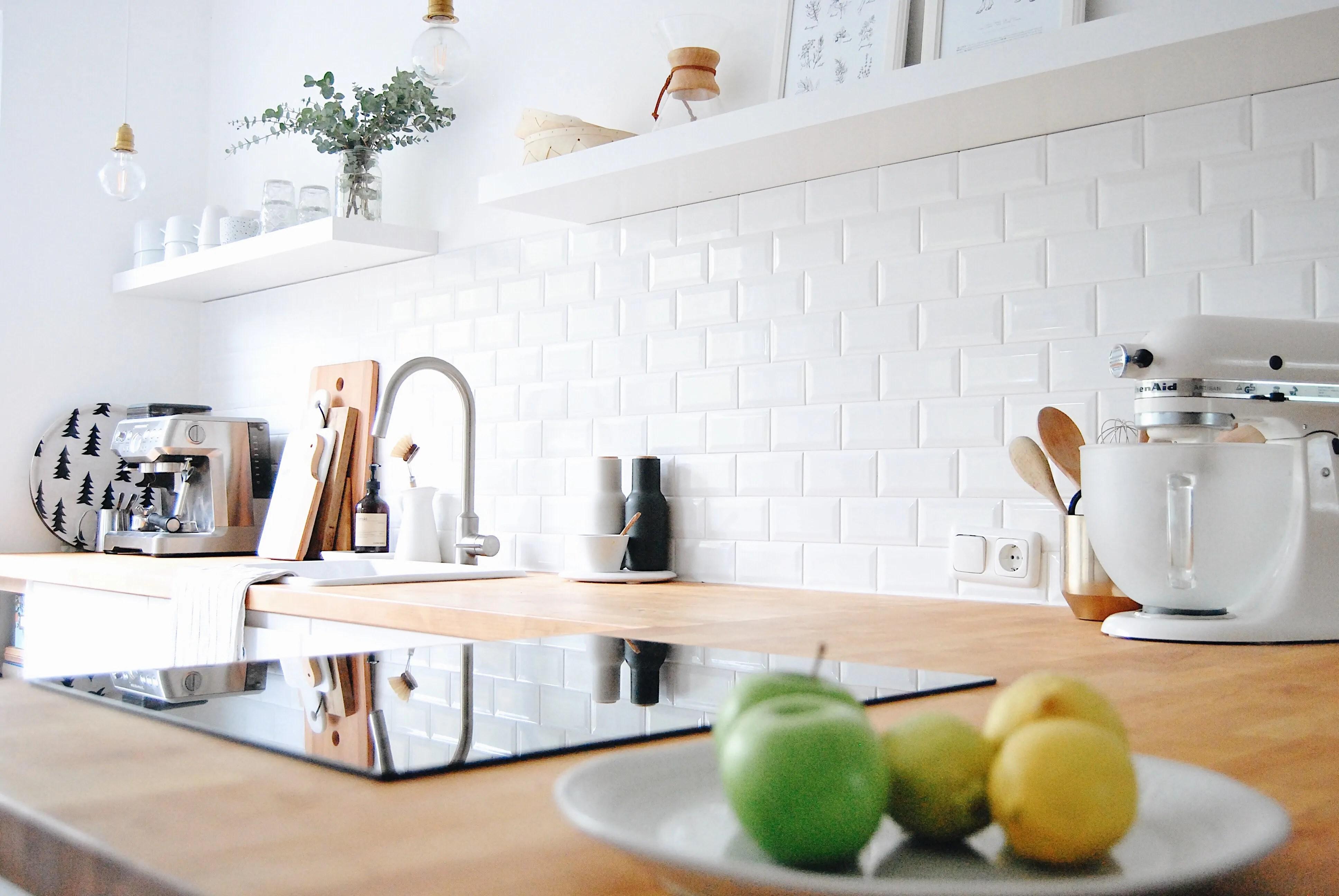 Interior // 5 Tipps für mehr hygge in der Küche + Kitchen Tour ...