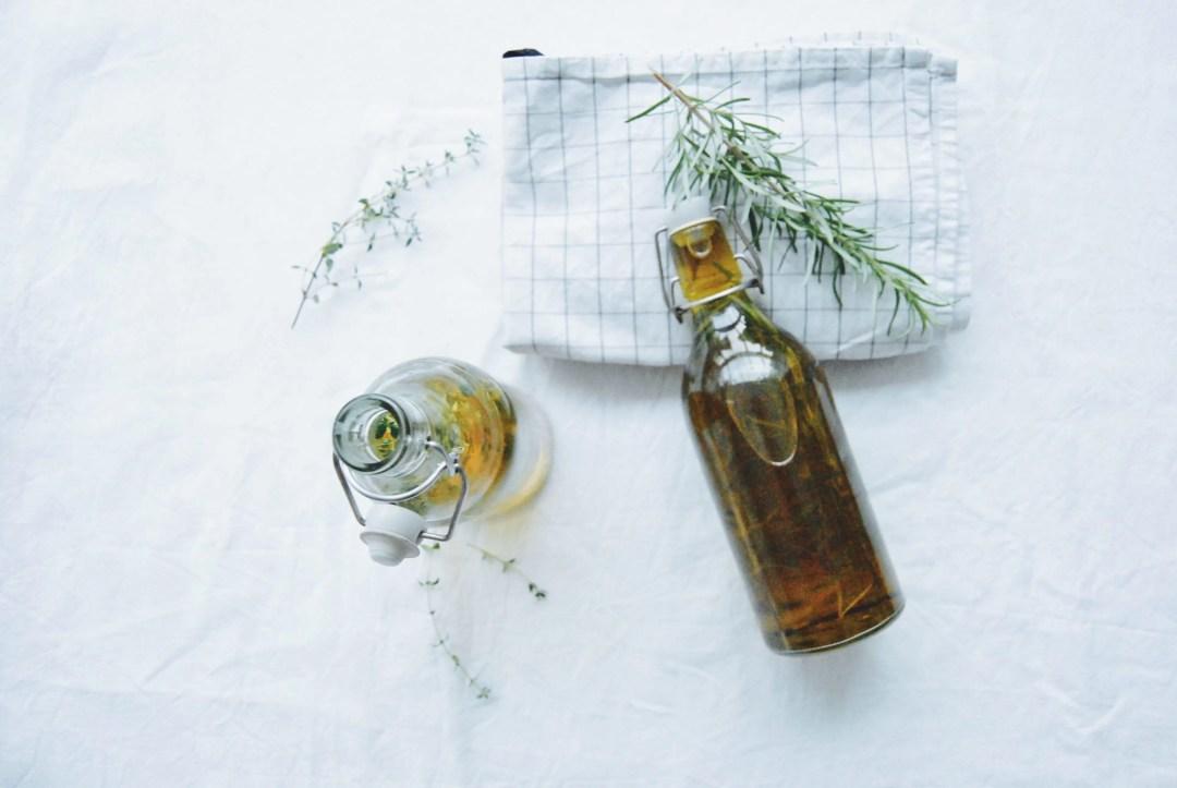 Kräuteröl DIY