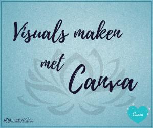 Workshop 'Visuals maken met Canva' @ StilleWateren | Amersfoort | Utrecht | Nederland