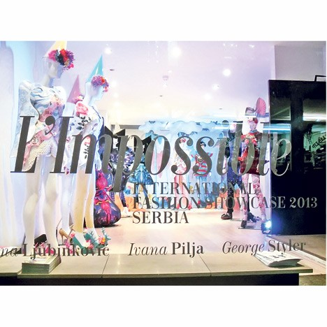 International Fashion Showcase 2013