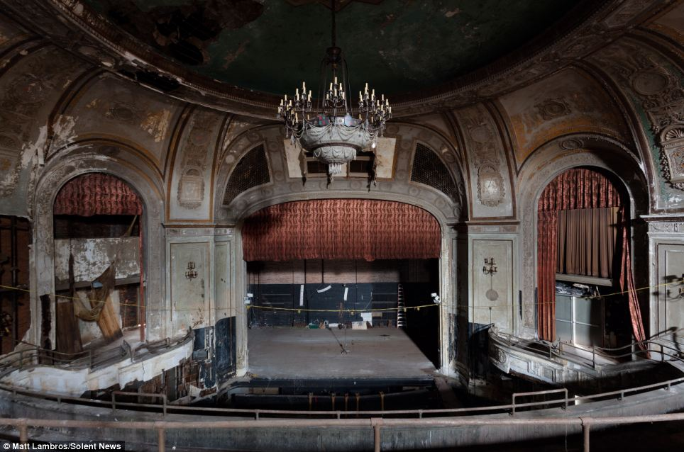 lambros theaters