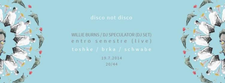 disco not disco
