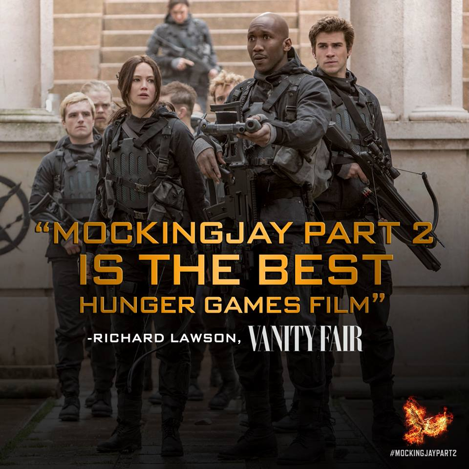 hunger games mockingjay screenplay pdf