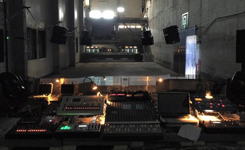 Torino techno city
