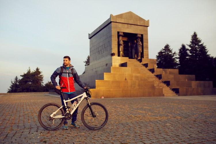 bike tours serbia