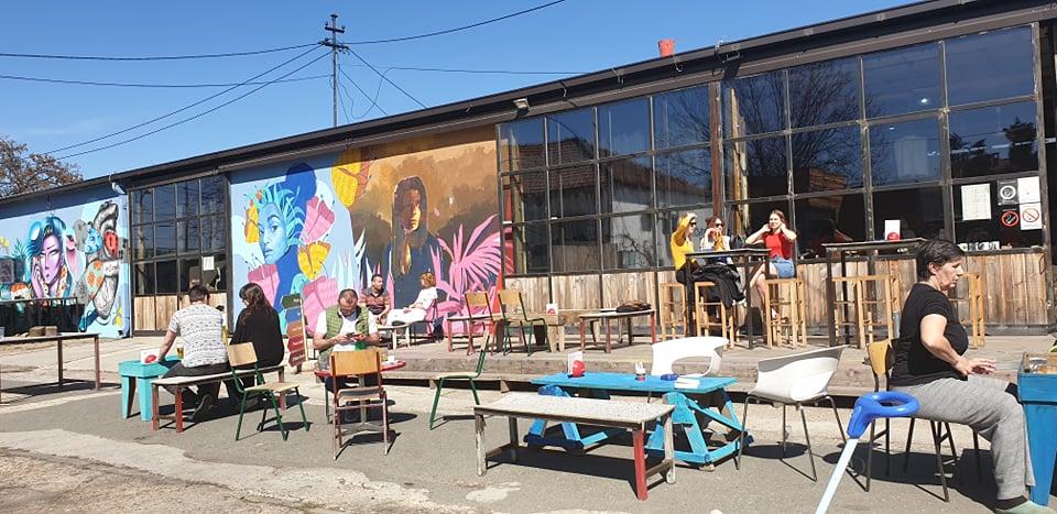 street art tour belgrade