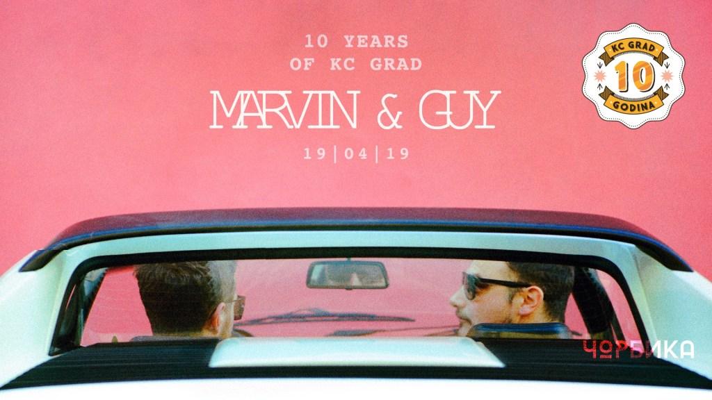 marvin & guy