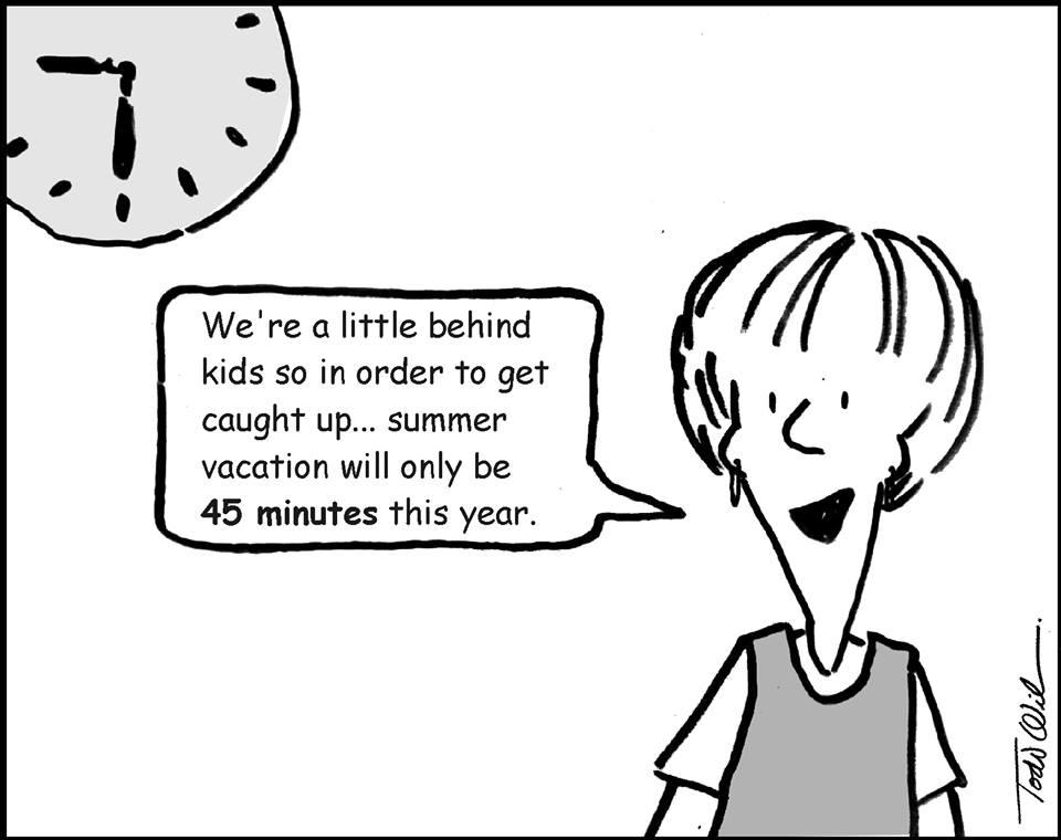 Homeschooling Humor