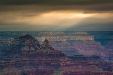The Grand Canyon, just one of countless places on the Planet needing our protection forever.