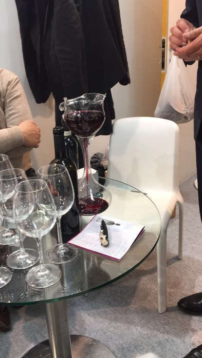 Innovation- decanting wine