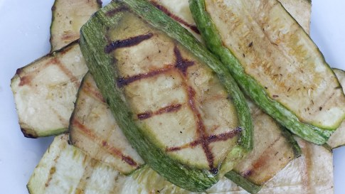 grilled cousa