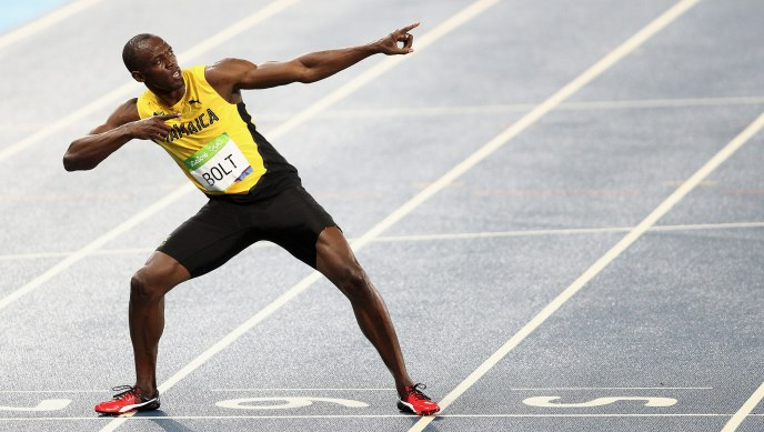 Bolt confirms status as greatest sprinter in history - Olympic News