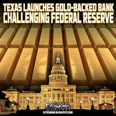 Texas Launches Gold-backed Bank, Challenging Federal ...