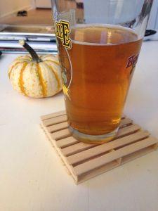 Craft Sticks: Coaster