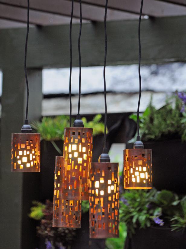 Craft Lights Dining Room