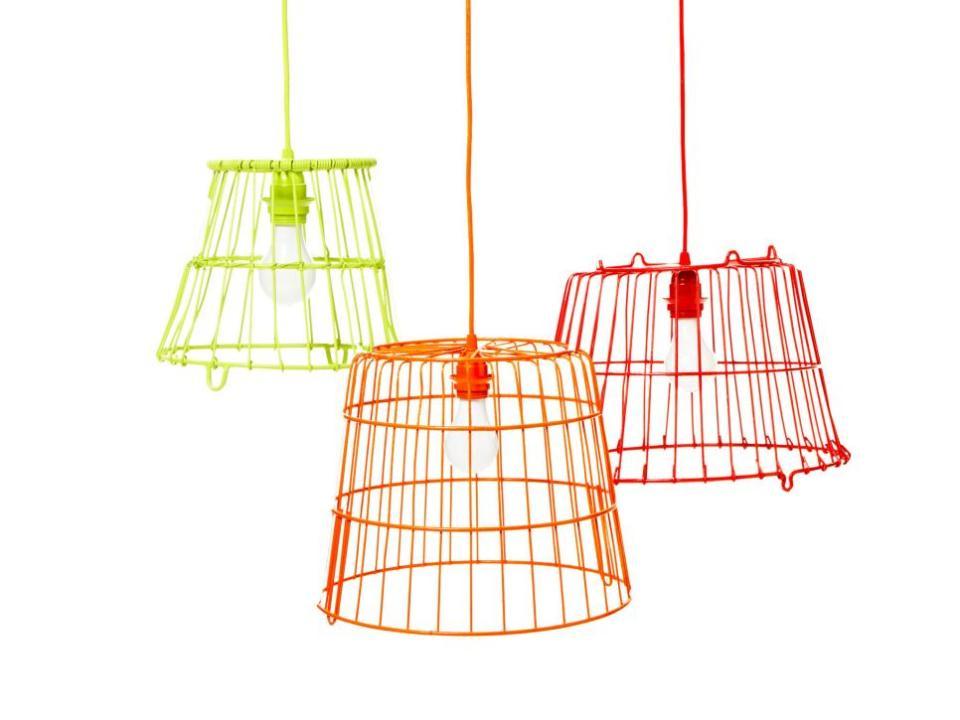 Craft Lights Egg Basket Pendant