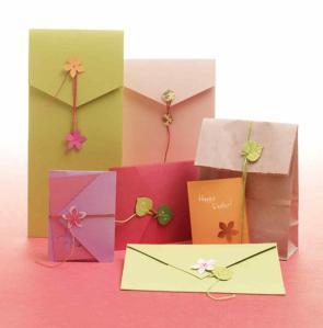 Craft Paper Flower Fastener