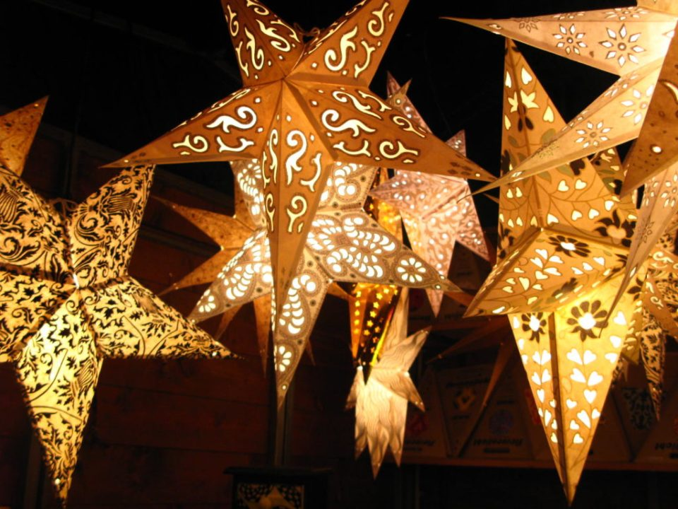 Craft Paper Star