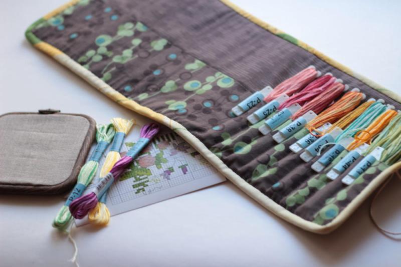 Embroidery Kits Storage