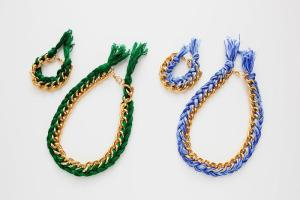 Embroidery Floss Chain Accessories