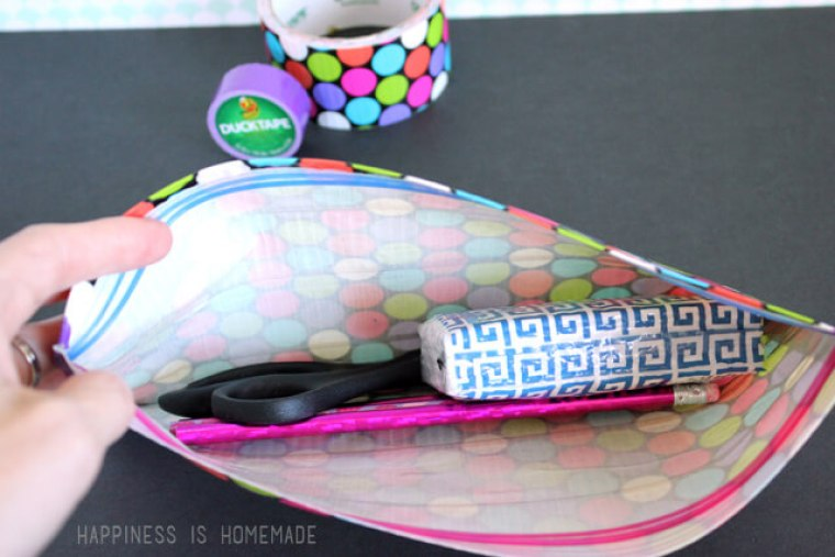Camping Crafts Pouch