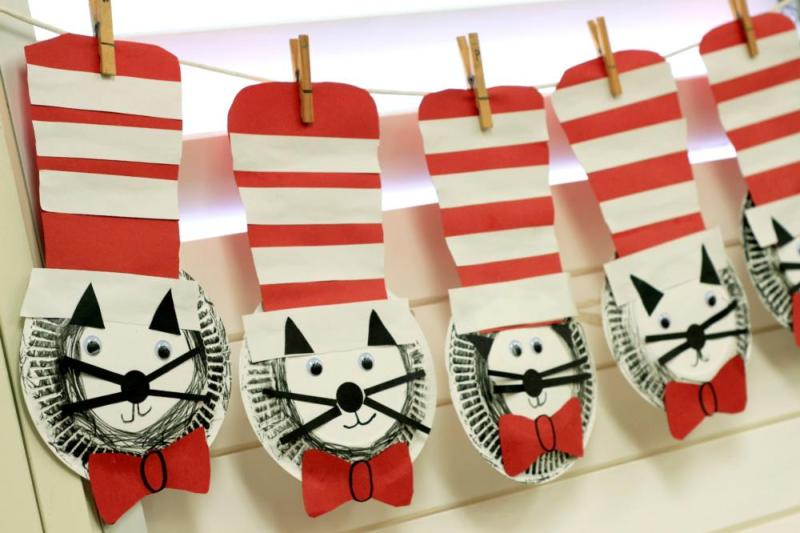 Crafts for Toddlers Cat
