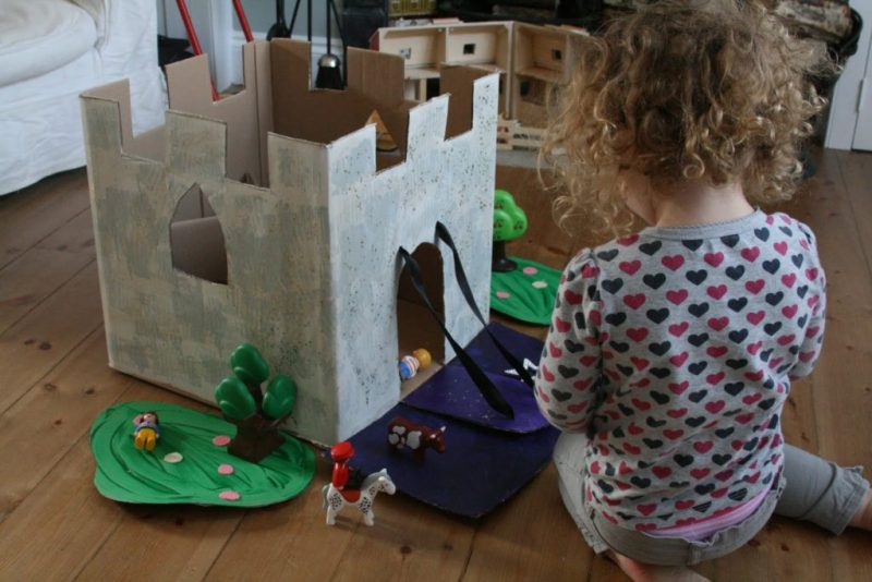 Creative Craft Princess Castles