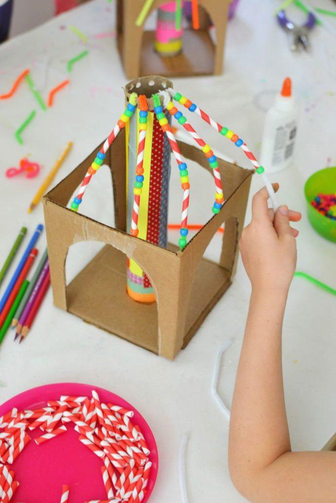 Craft Box Circus
