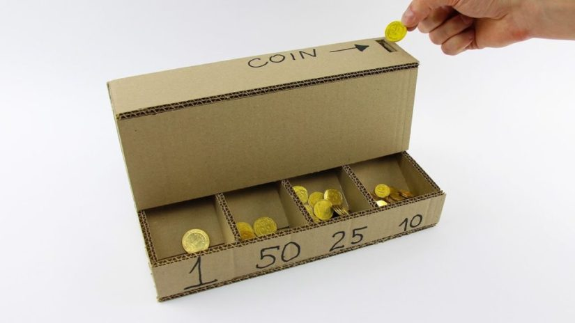 Craft Box Count and Sort