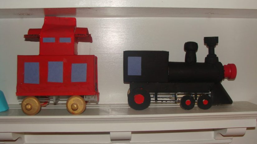 Craft Box Train