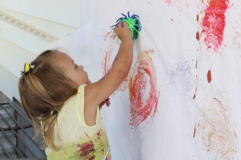 Craft Paint Ball
