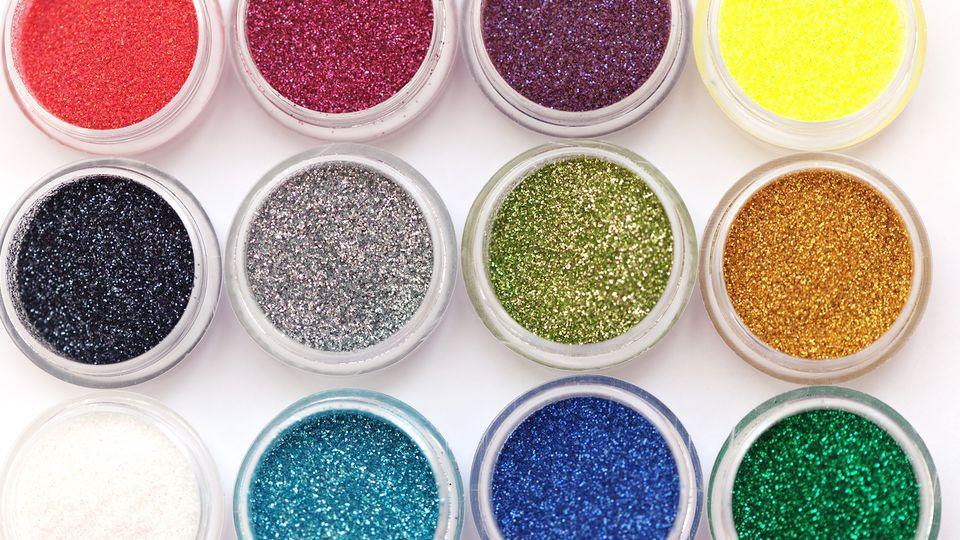 Craft Paint Sparkle Paint